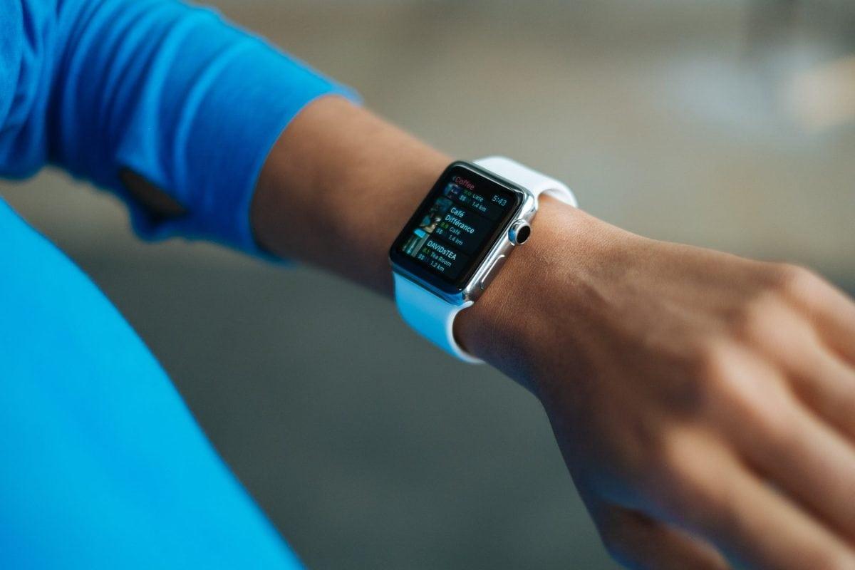 Apple Watch desporto