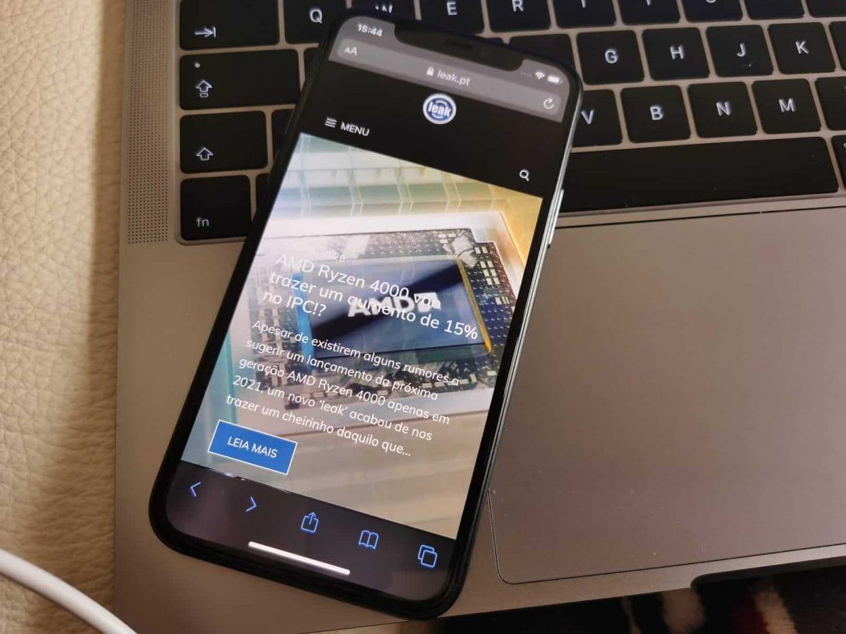 iOS 14.5 iPhone 11