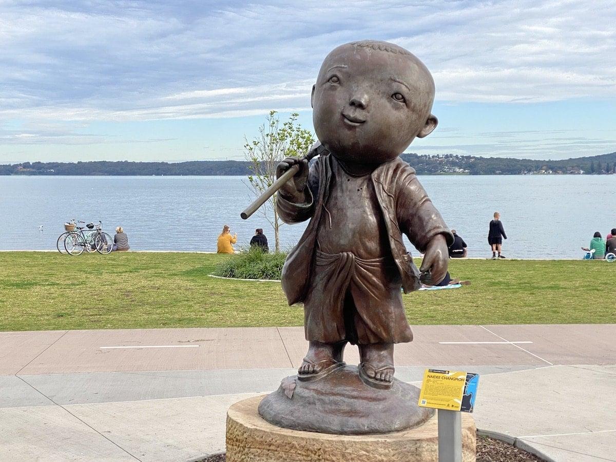 Lake Macquarie Sculpture Trail