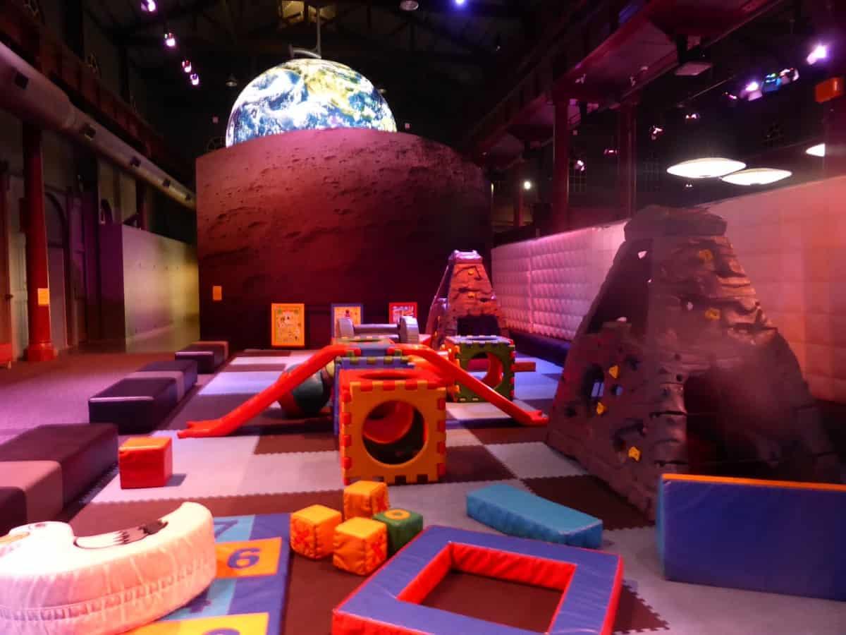 toddler activities Newcastle Museum