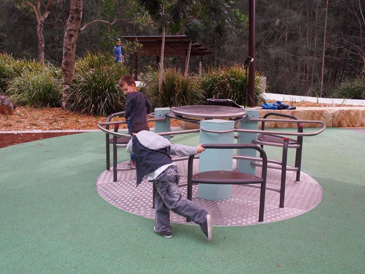 Richley Reserve playground