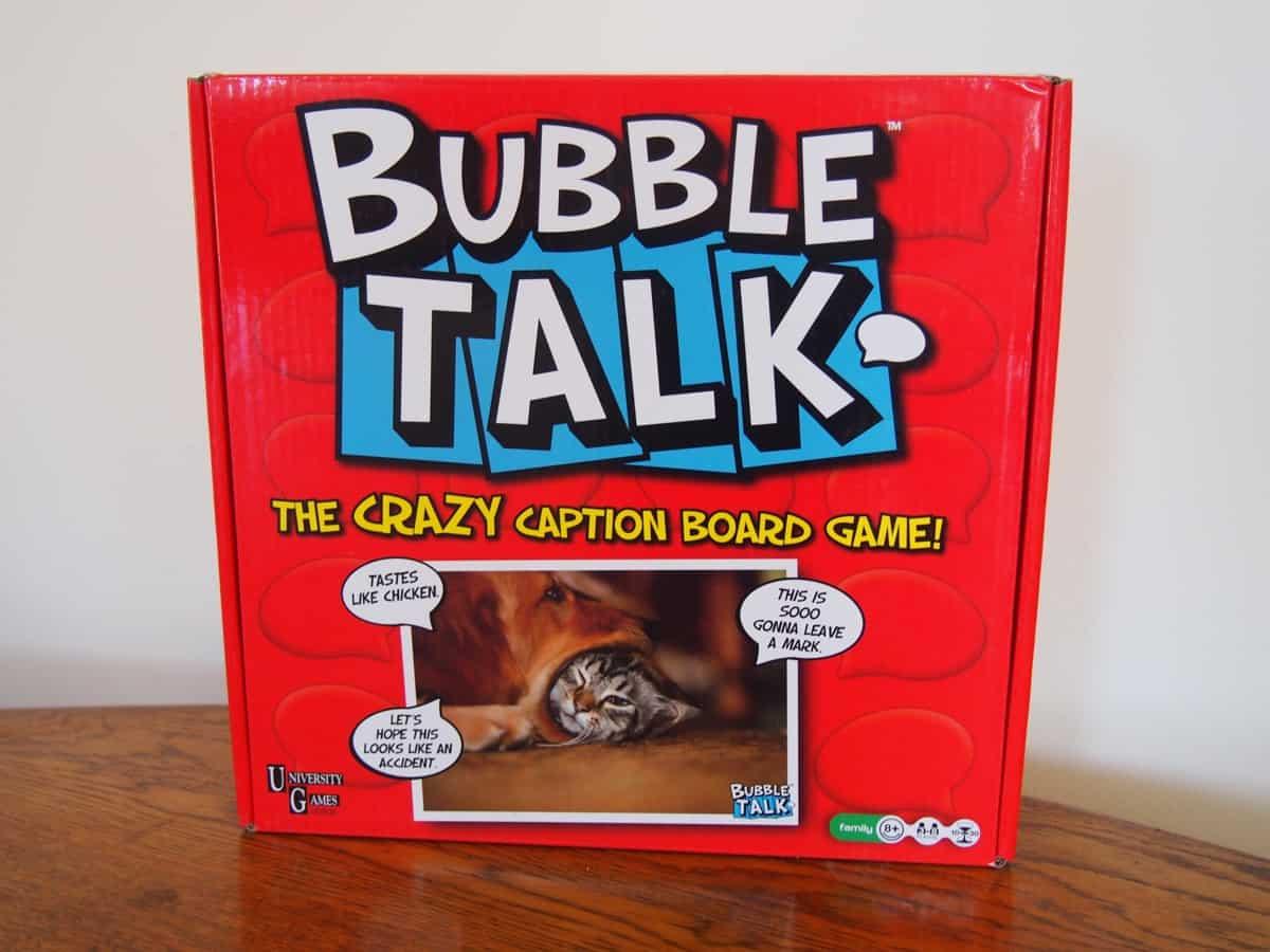 Bubble Talk Board Game
