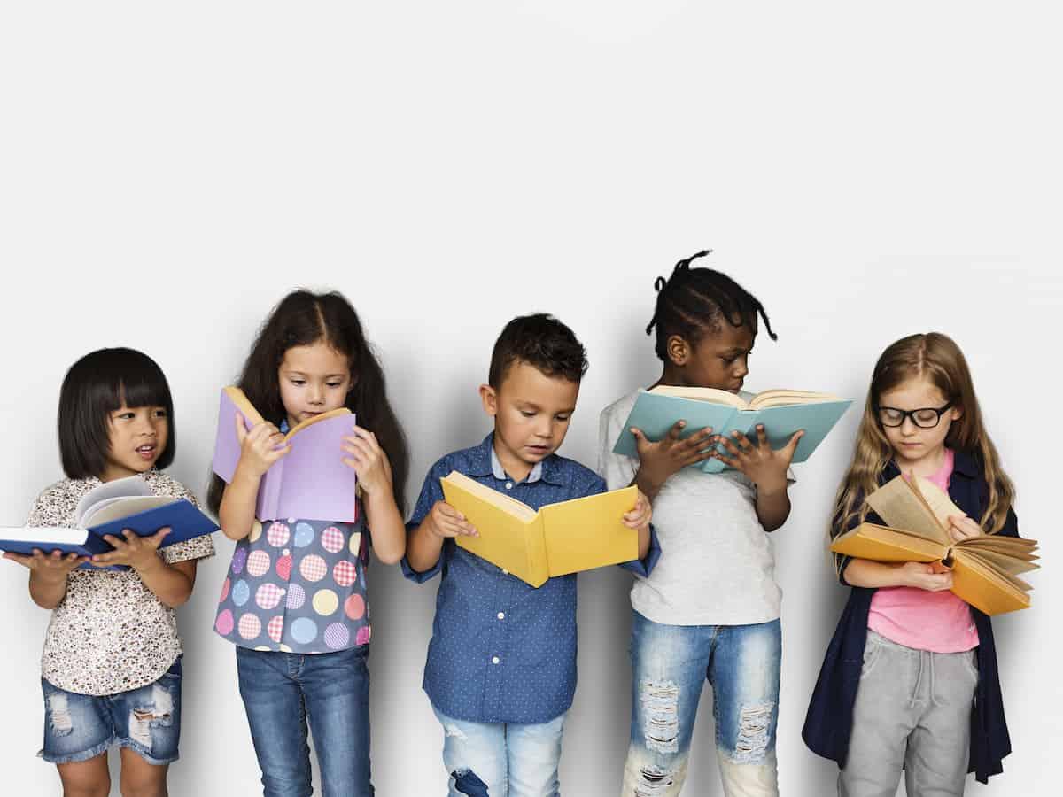 Kids Book Diversity