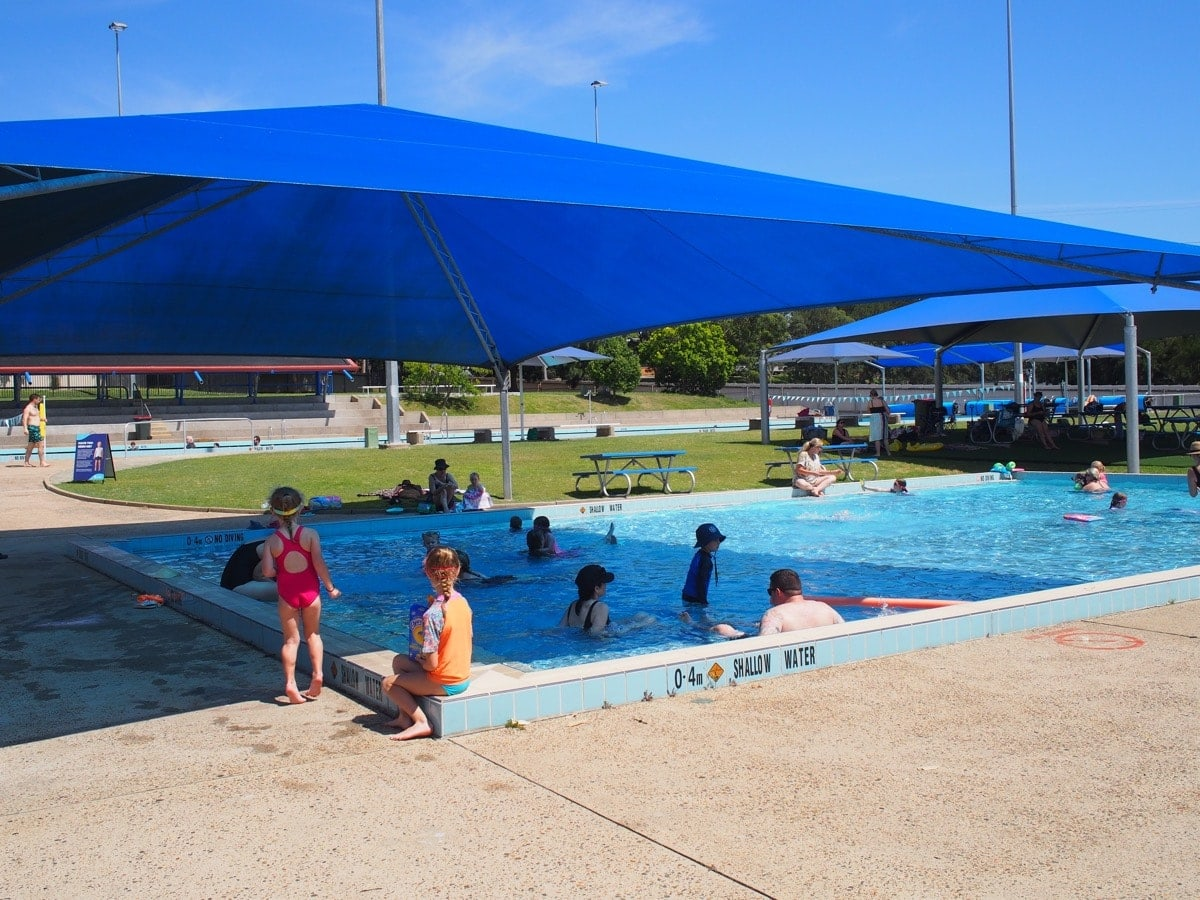 Wallsend Swimming Pool