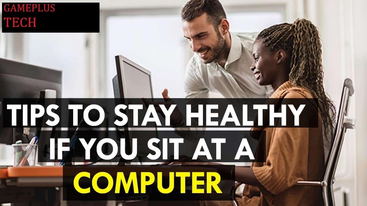 healthy computer practices