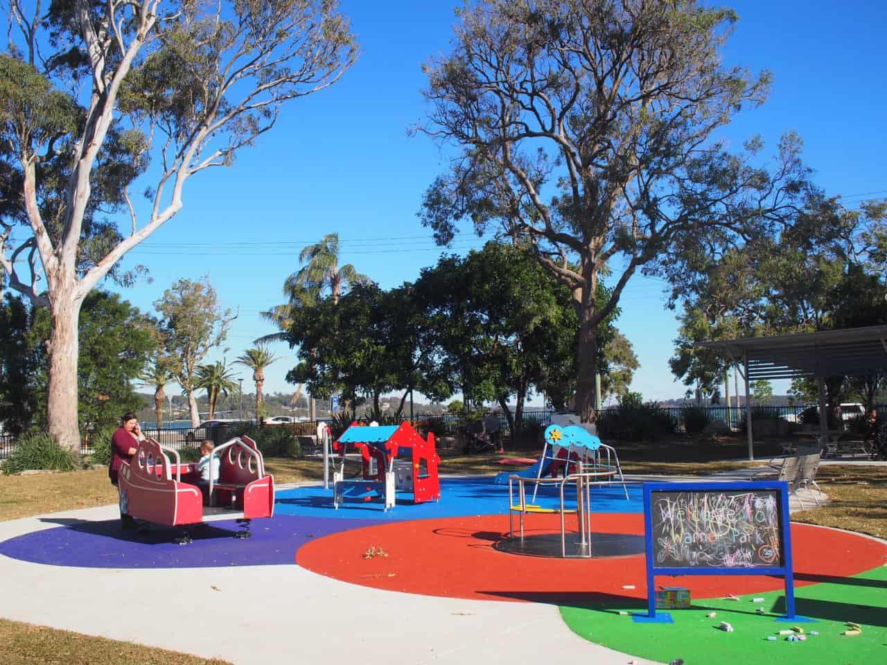 toddler activities Warner Park, Warners Bay