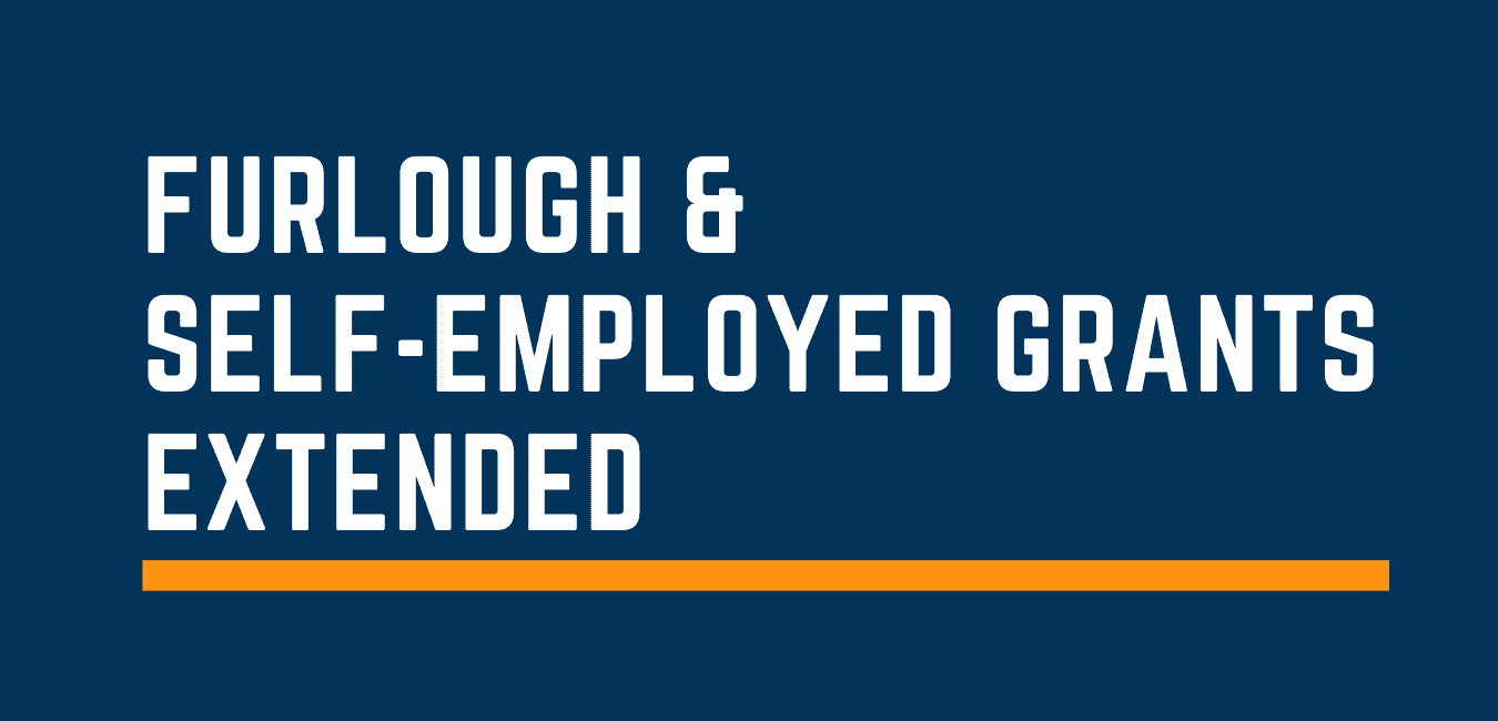 furlough and self-employed grants schemes