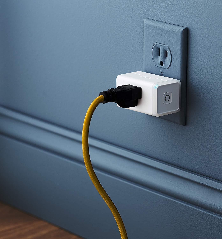 TP-Link HS105 - Ổ cắm điện thông minh Kasa Smart WiFi Plug Mini - Hỗ trợ Echo Dot và Google Nest Mini