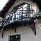 кованый балкон 7