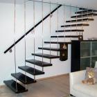 перила для лестницы киев 13