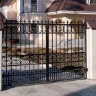 кованые ворота 8