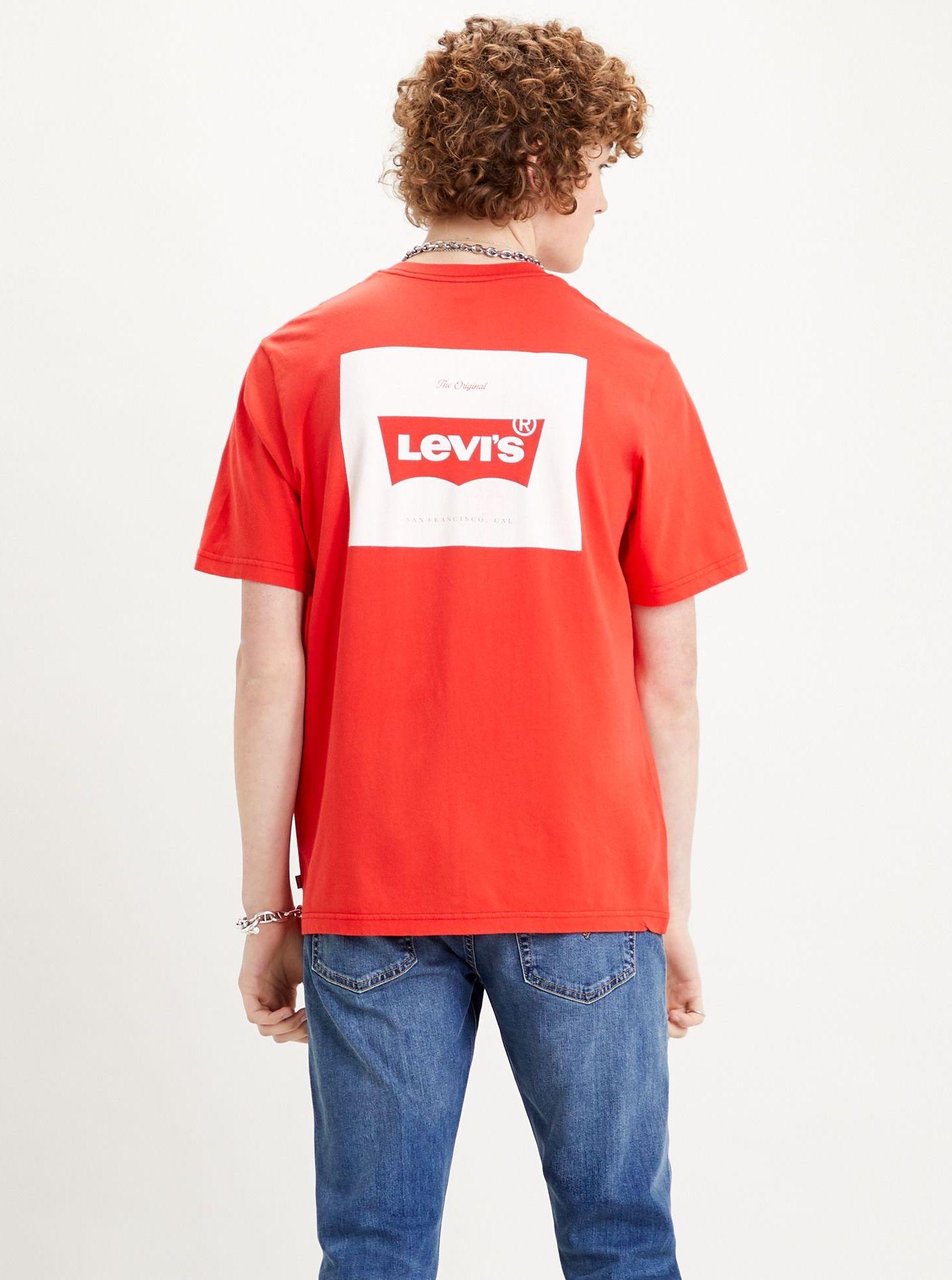 Áo thun Levi's - Logo Levis sau lưng