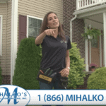 Still from Mihalko's General Contracting windows and financing commercial