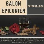 Le Salon Epicuriens - Présentation