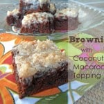 Decadent Chocolate Chip Brownies
