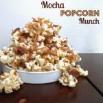 Mocha Popcorn Munch