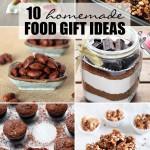 10 Homemade Food Gift Ideas