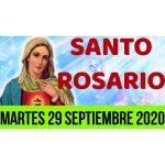 Santo Rosario de Hoy Martes 29 Septiembre 2020 - Misterios Dolorosos