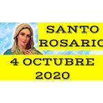 Santo Rosario de Hoy Domingo 4 Octubre 2020 - MISTERIOS GLORIOSOS