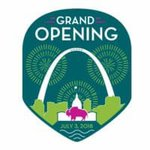 St Louis Gateway Arch Grand Opening