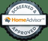 Home Advisor Seal of Approval for Garage Door Repair
