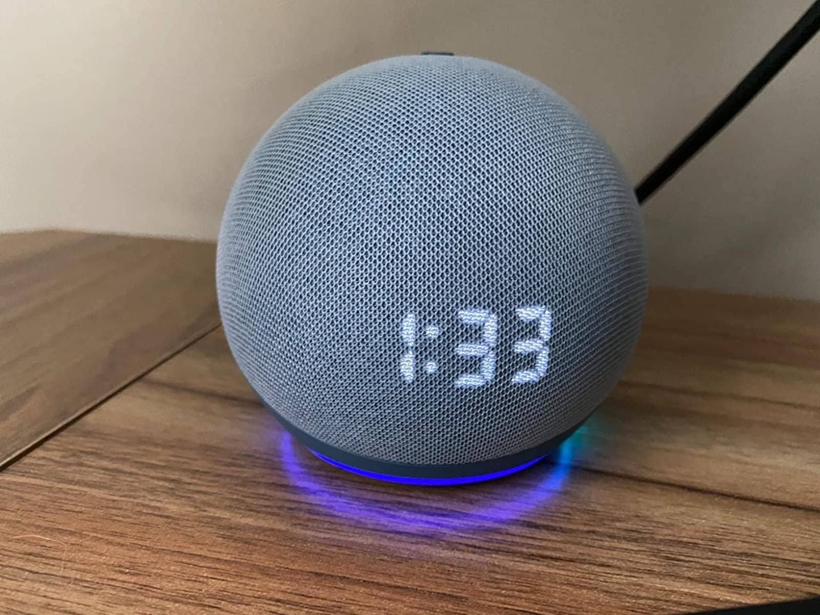 Loa thông minh Amazon Echo Dot 4 with Clock