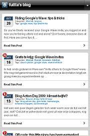 blog.futtta.be goes mobile