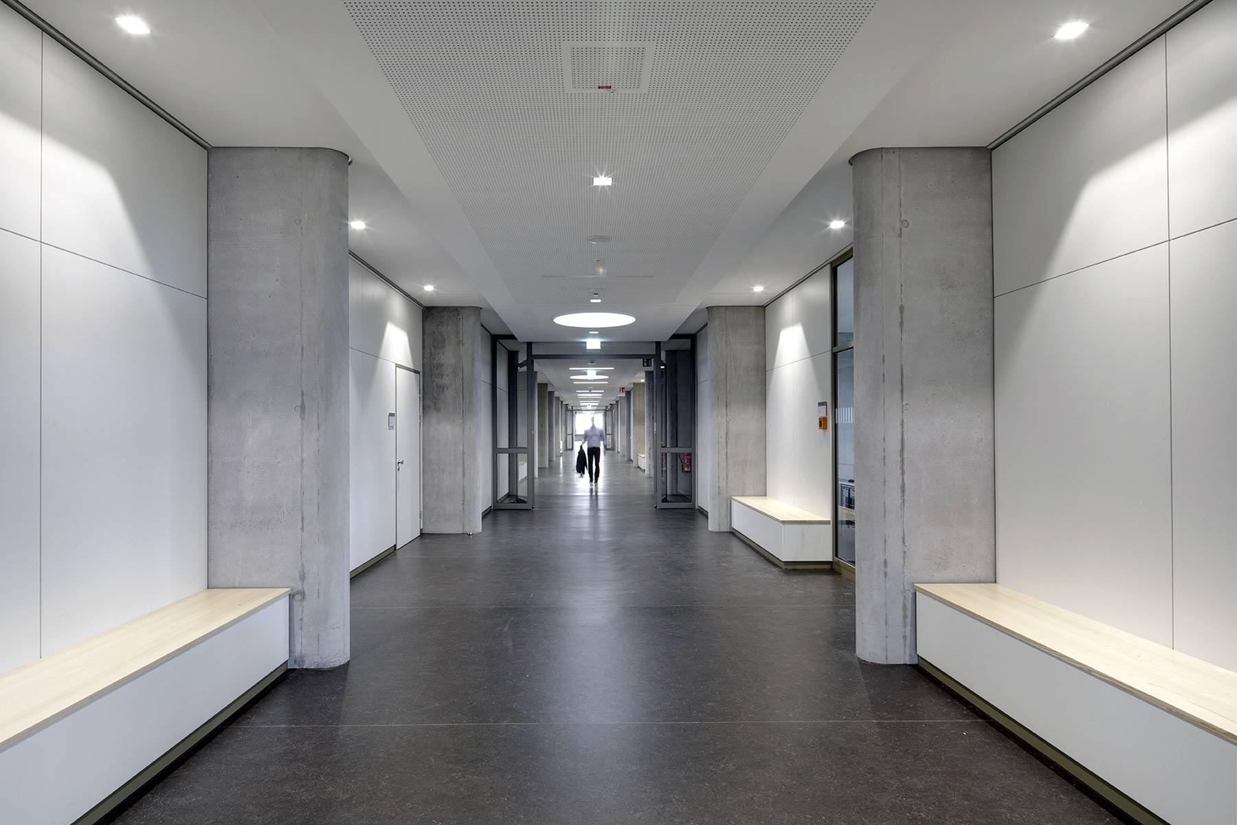 Berufliche Schule Bad Krozingen Flur