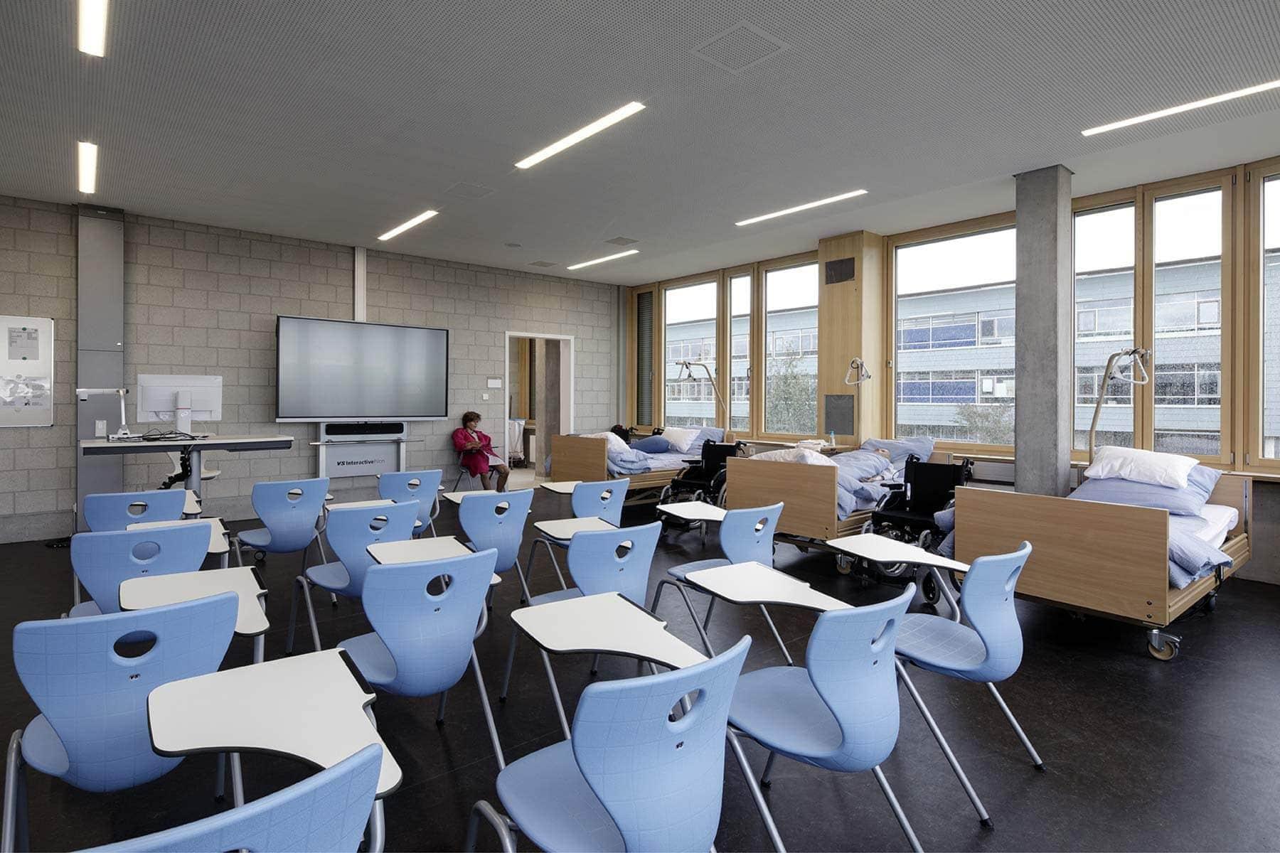 Berufliche Schule Bad Krozingen Klassenzimmer