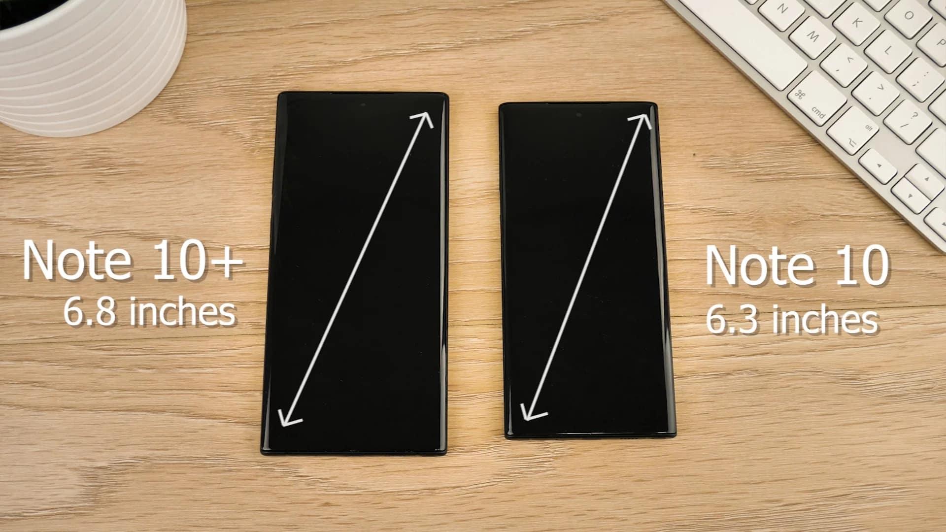 do Samsung Galaxy Note 10