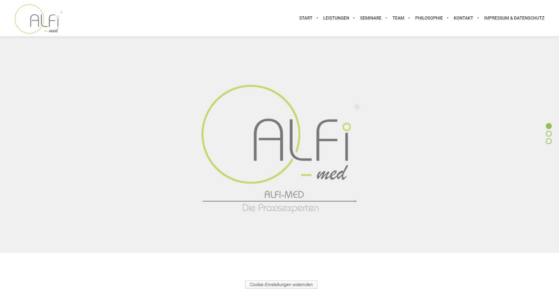 AlFi-Med - Praxismanagement - Lingen/Münster