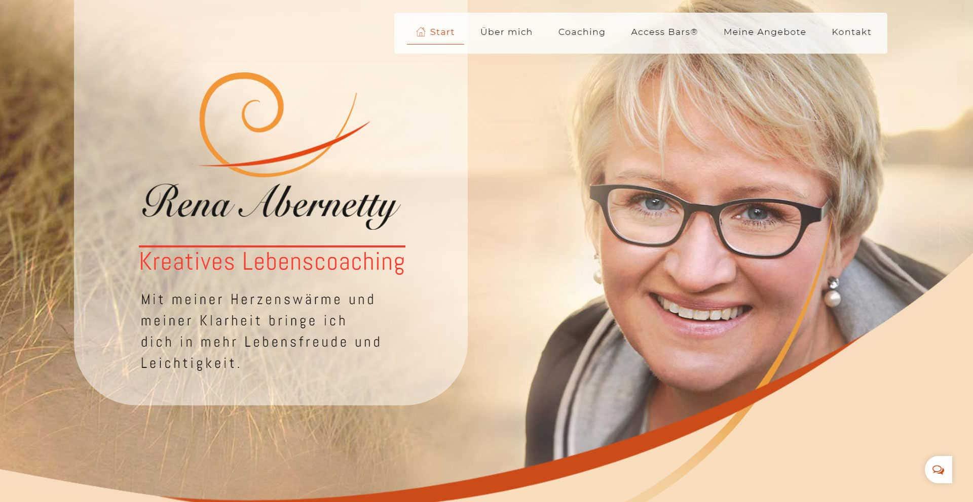 Rena Abernetty - Life Coach - Münster