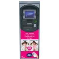 NCR Personas P71 Custom ATM SharkSkin Graphic Wrap