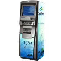 Hyosung MX5300CE Custom ATM Shark-Skin Graphic Wrap
