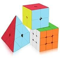 Packs de cubos de Rubik