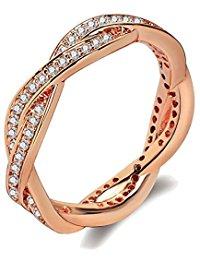 anillos de cobre