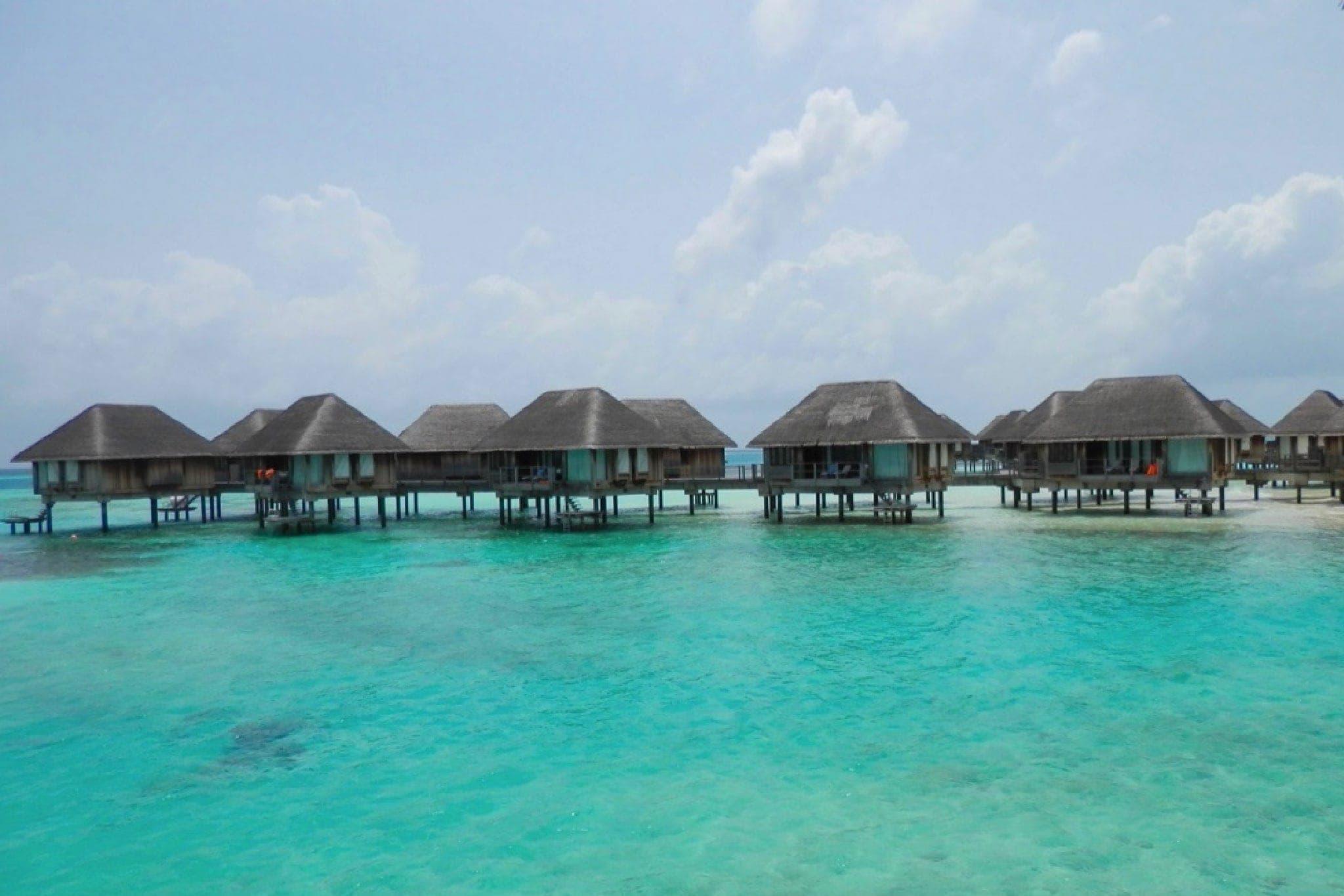 Maldives Club Med Kani Was Stunning