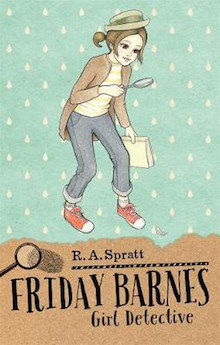 Friday Barnes Book Series