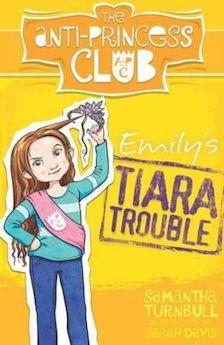 Anti-Princess Club Book Series