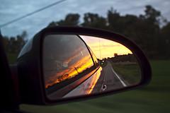 rearview mirror by Alvaro on Flickr