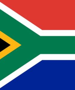Flag South Africa 150cm X 90cm