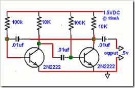 DIY ring oscillators