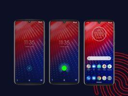 Motorola Moto Z4 image