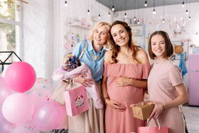 what to wear in baby showers