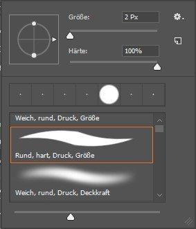 Wimpern verlängern Photoshop, bildbearbeitung, fotos bearbeiten, bilder bearbeiten, fotobearbeitung, Pinsel
