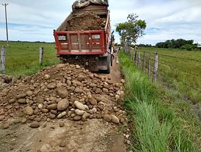 Photo of La Gobernación recuperó vías terciarias afectadas por la temporada invernal en Yopal