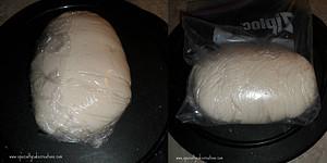Wrapping and Storing Vegan Fondant