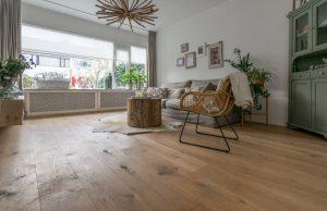 Aanbiedingen houten vloeren