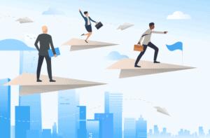 Recruitment Process Vector   Amazon Internship