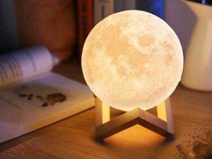 Esferas de led 4 esferas de led lua